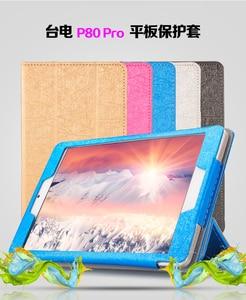 Лидер продаж, защитный чехол для Teclast P80 Pro, 8 дюймов, планшетный ПК, защитный чехол из искусственной кожи с подставкой, защитный чехол для Teclast ...