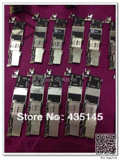 100% original placa lógica bare para iphone 5c al por mayor