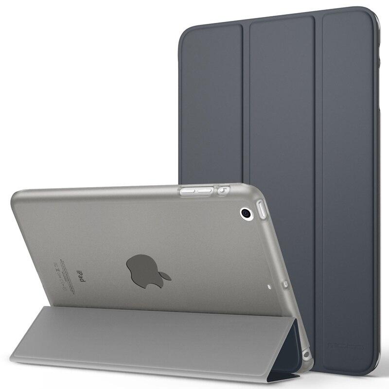 Cubierta de lujo de la tableta del soporte del tirón de Cuero de la PU Custody Lusso Coque para iPad mini 1,2 y 3 de Apple 4 Fundas para I Pad Ipadmini Cuero Fundas