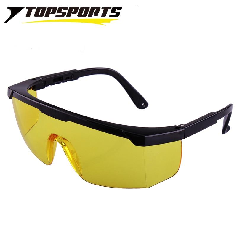 TOPSPORTS das mulheres Dos Homens de Visão noturna Óculos de Solda De  Segurança Médica Trabalho Óculos de Proteção Óculos de resistência ao  impacto d41e55d59f