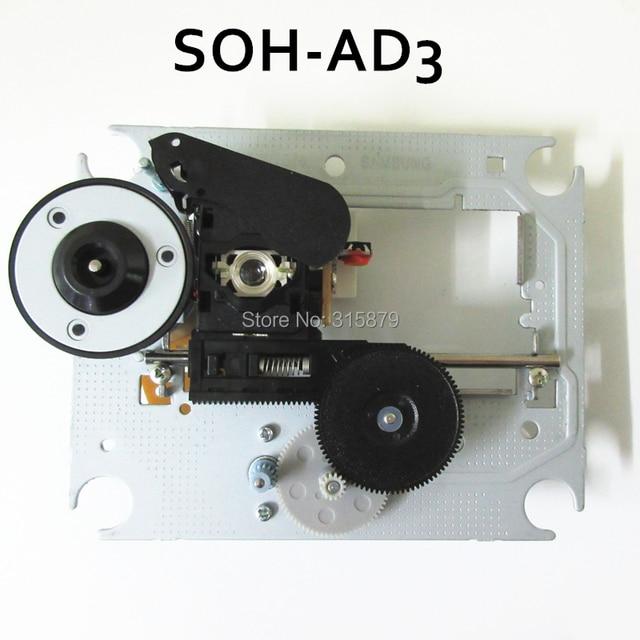 Original New SOH AD3 CMS D77 for SAMSUNG CD VCD Optical Laser Pickup SOH AD3 SOHAD3
