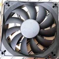 135x135x25mm 135mm 13 cm ventilateur grand Volume d'air refroidissement pour alimentation pour coque d'ordinateur Young Lin GD13525