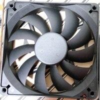135x135x25mm 135mm 13cm ventilador grande volume de ar de refrigeração para a fonte de alimentação para o computador caso jovem lin gd13525