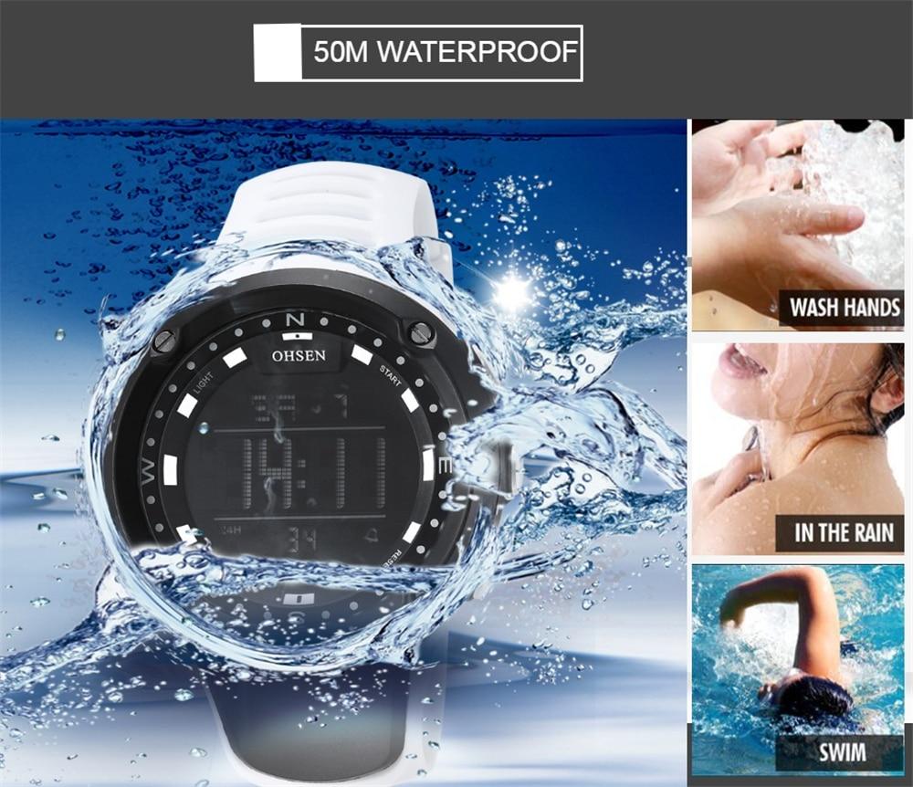 OHSEN Brand Men Women Sports Watches Waterproof Alarm Digital LED Electronic Clock Man Sport Male Casual Watch Relogio Masculino (27)
