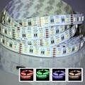 LED Strip 5050 RGBW DC12V 60 LED/m Flexible LED Light RGB+White / RGB+Warm White 4 color in 1 LED Chip 5m/lot