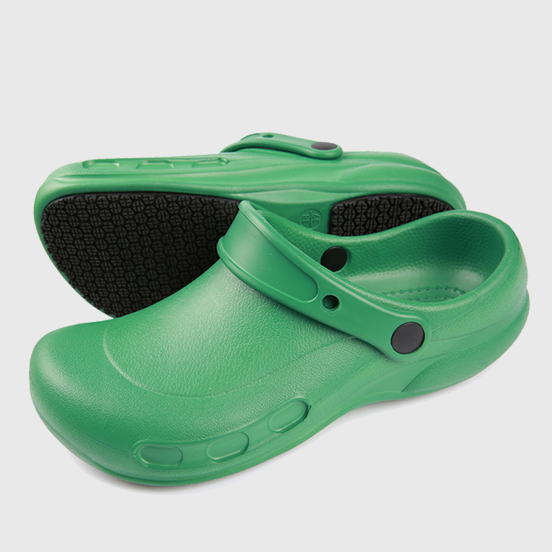 Anti-slip Resistant Clogs Operating Theatre Shoes, chef Shoes Post Op shoe For Men, Bunion Surgery Surgical Footwear Men's soft and comfortable work shoe covers slip resistant mens safety footwear used in restaurant sea food shop kitchen chef shoes