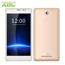 LEAGOO T1 Plus T1 Stylish Mobile Phone 16GB 4G LTE Fingerprint ID 5.0 inch Android 6.0 Smartphone MT6737 Quad Core Cell Phones