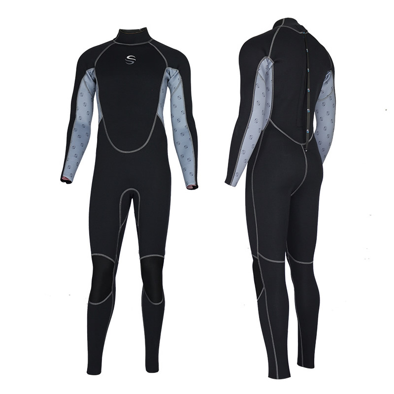 Thenice Split Snorkeling Scuba Diving Skin Suits Suntan Proof Uv-protection Anti-uv Wear Surfing Cycling Sports Swimming Clothes Durable Service Sports & Entertainment