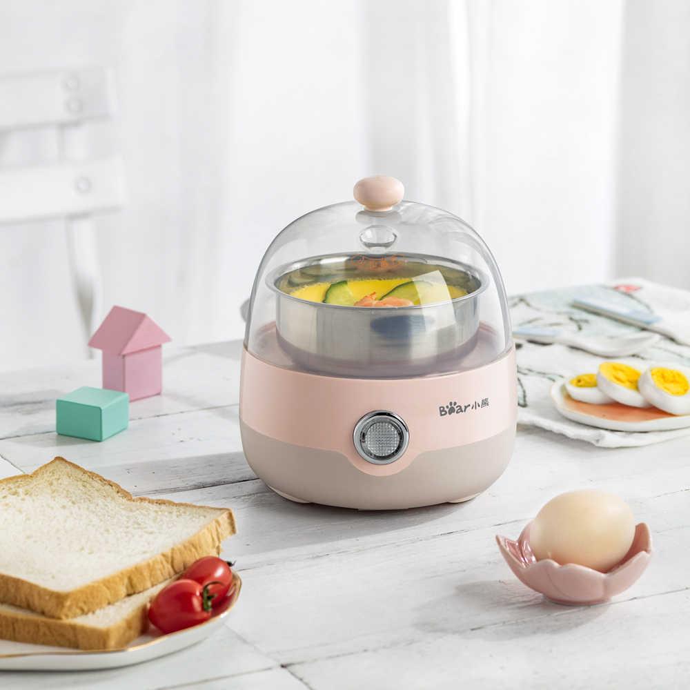 غلاية البيض الكهربائية المنزلية 220 فولت متعددة آلة طبخ البيض على البخار آلة طبخ البيض الكسترد الاتحاد الأوروبي/الاتحاد الافريقي/المملكة المتحدة/الولايات المتحدة