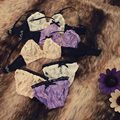 BJD lace underwear bra clover 3 BJD SD16 female underwear bra