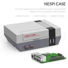 Buy Deek-Robot Retro Classic Retroflag NESPi Case Shell for Raspberry Pi 3 2 1 Model B+ B