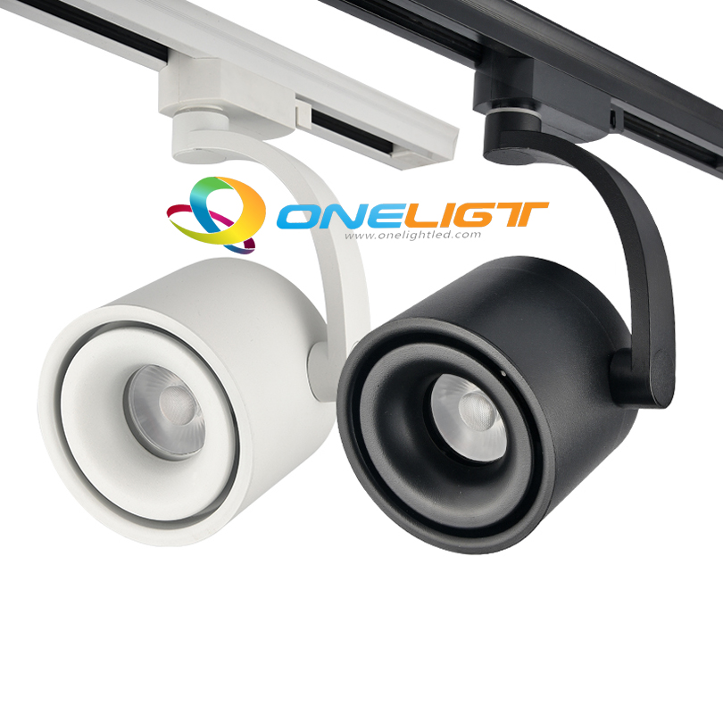 LED Track Light 20W COB Ceiling Rail Lights For Pendant