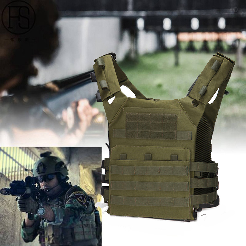 Hunting Tactical Accessoris Body Armor JPC Plate Carrier Vest Multicam Ammo Magazine Chest Rig Airsoft Outdoor