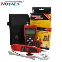 Original Noyafa NF 308 Telephone Wire Tracker Diagnose Tone Cat5 Cat6 RJ45 UTP STP Line Finder Tool Kit LAN Network Cable Tester