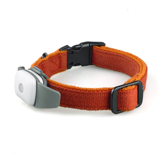 Pet GPS locator, dog cat positioning tracking collar, waterproof pet tracker, remote mobile tracking