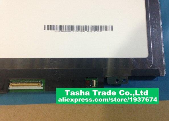 Original 14'' Laptop LCD Screen With Touch B140XTT01.2 1366*768 EDP free shipping new 14 touch lcd screen b140xtk01 1 b140xtk01 0 b140xtk01 wxga hd replacement touchscreen 1366 768 edp 40pins