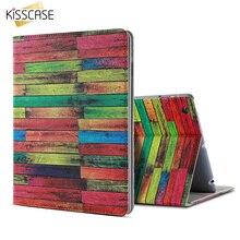 Kisscase для I Pad Mini 1 2 3 4 I Pad 2 3 4 I Pad воздуха 1 2 Pro 9.7 «Стенд кожаный чехол Смарт сна Tablet Чехлы для I Pad воздуха 1 2