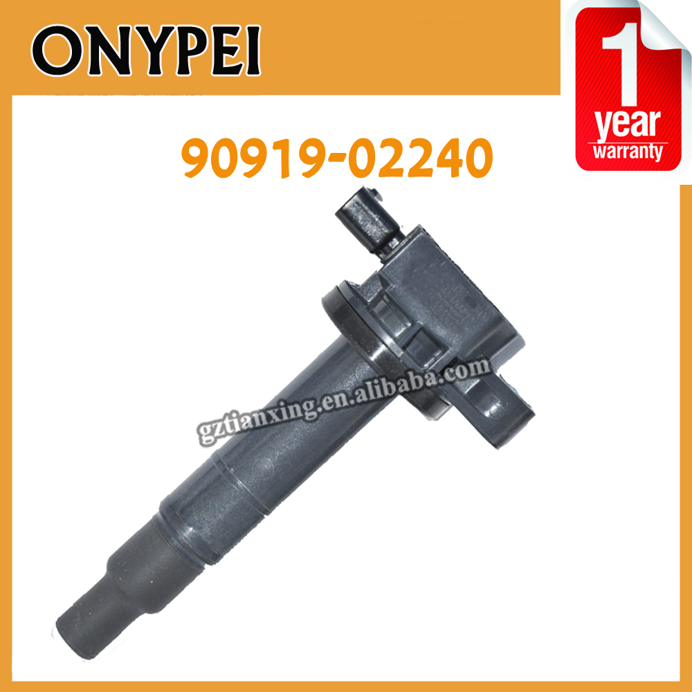 New 90919 02240 90919 02265 ignition coil for toyota scion xa xb yaris echo