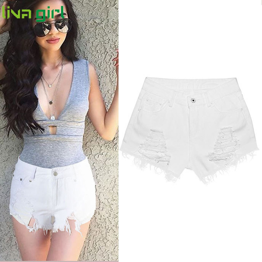 Girls White Skinny Jeans Promotion-Shop for Promotional Girls ...