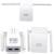2016 Brand New 300 Mbps WiFi Repeater Range Extender Impulsionador Rede N300 Único Aumento de Dupla Antenas Externas DA UE EUA UA REINO UNIDO plugue
