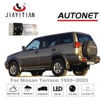 Камера заднего вида JiaYiTian для Nissan Terrano 1995 ~ 2005  4 светодиода  CCD  ночное видение  парковочные камеры заднего вида