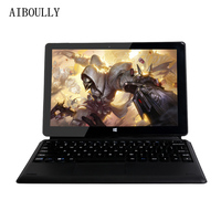 AIBOULLY 10 1 zoll Dual OS 2 in 1 Windows Tablet PC Android Quad Core Kirsche Trail X5 Windows 10 Android 5.1 64G Wifi HDMI 9 7''