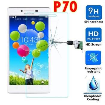Película de vidrio templado para Lenovo P70 P 70 P70T P70- T P 70T Protector de pantalla SKLO film case para teléfono móvil smartphone Lenovo