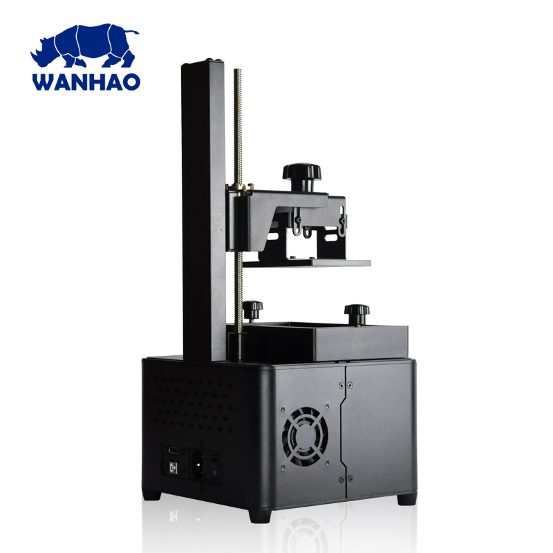 3D Printer With Resin Support Digital 3D printer Popular in Industry and Education Duplicator 7 3D