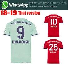 41594702840 2019 Bayernes Muniches jersey 18 19 football camisetas Thai AAA shirt  survetement football Soccer jersey Free