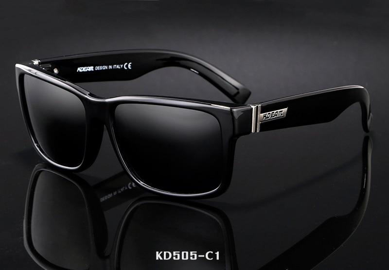 Revamp Of Sport Men Sunglasses Polarized KDEAM Shockingly Colors Sun Glasses ...