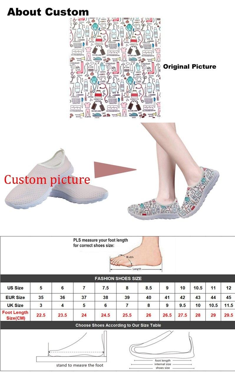 Malha Ocasional Luz Sapato Zapator De Mujer