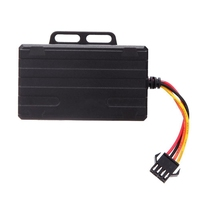 AUTO Motor Bike Real Time GPS GSM Tracker Phone SMS Global Locator Anti Theft 4DP0