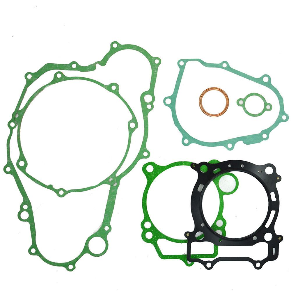 LOPOR For YAMAHA YZ450F <font><b>YZ</b></font> <font><b>450</b></font> F 2003 - 2005 Motorcycle engine crankcase covers include cylinder gasket image