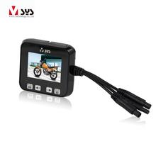 Dual 720P D1 lens mini motorcycle DVR motorbike camera at wholesale price FREE SHIPPING C6