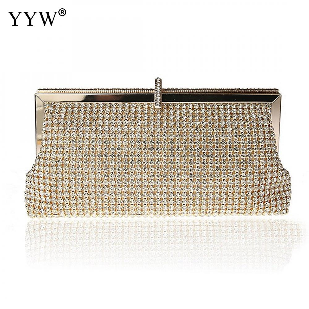 YYW Women Bag Polyester Clutch Bag Blanks With Rhinestone Evening Clutch Bags For Women Elegant Handbags Bolsos MujerYYW Women Bag Polyester Clutch Bag Blanks With Rhinestone Evening Clutch Bags For Women Elegant Handbags Bolsos Mujer