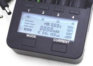 Image 5 - Liitokala lii500 LCD شاحن ل 3.7 فولت 18650 26650 18500 18640 بطاريات ليثيوم أسطواني ، 1.2 فولت AA AAA NiMH شاحن بطارية