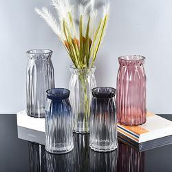 Blat wazon osłonka na doniczkę 9.6 ''centralny stół dla Mariage szklane kwiaty wazony Multicolor dla biuro w domu dekoracji G014