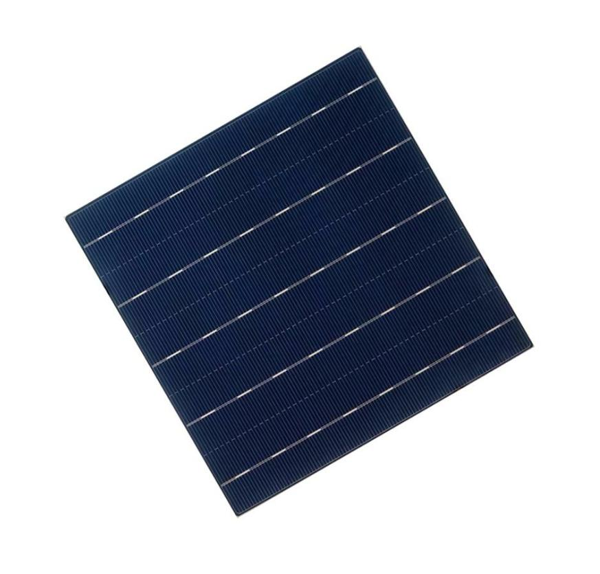 ALLMEJORES Multi crystalline silicon solar cells 156mm 156mm 18 3 Efficiency A Grade for solar panel
