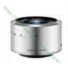 NX mini lens 9-27mm F3.5-5.6 zoom lens For Samsung NX mini Miniature SLR