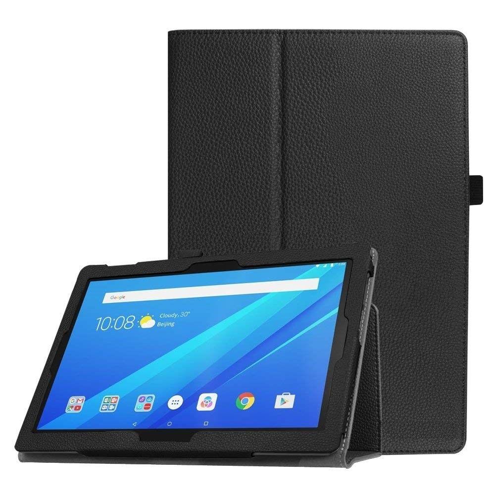 Folding Folio Cover Case For Lenovo Tab E10 TB-X104F TB X104F PU Leather Stand Cover For Lenovo Tab E10 Tablet Funda case