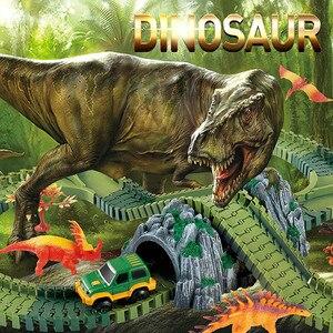 157pcs Kids Jurassic Dinosaur