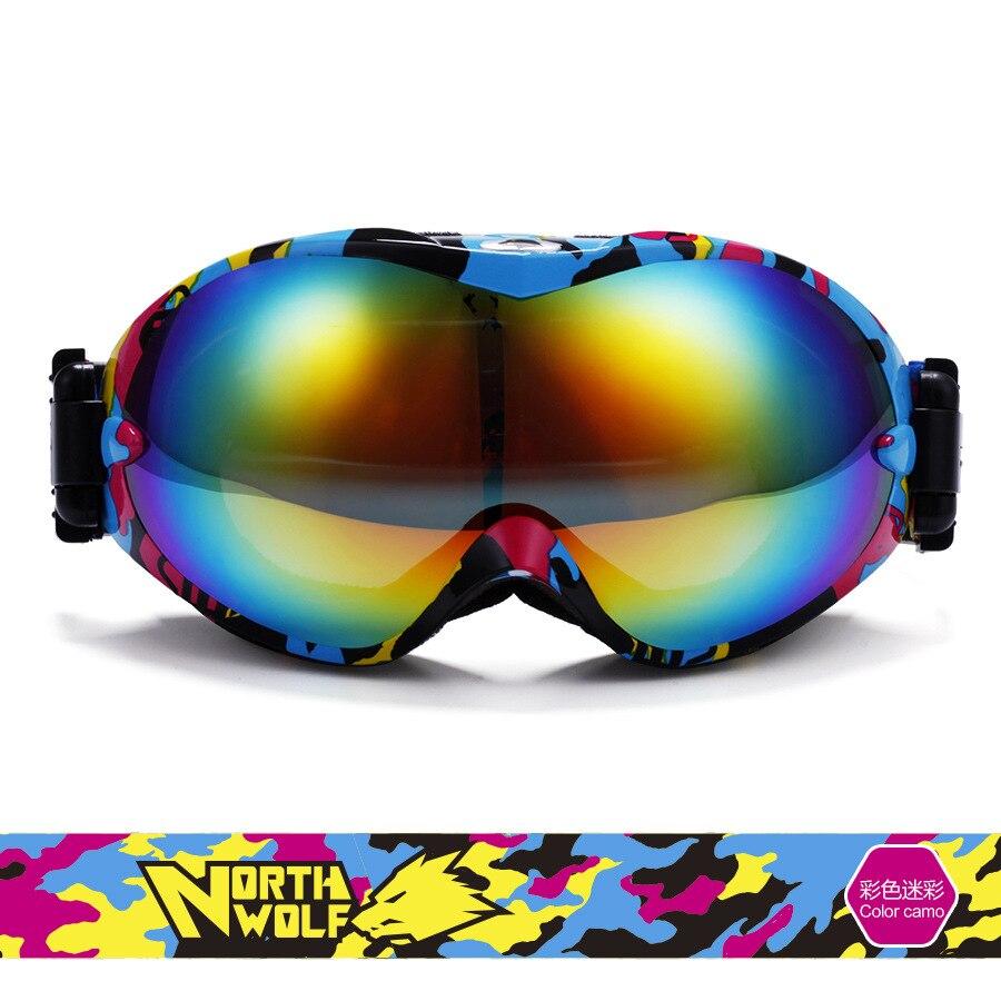 298a69ce2fd5 HOT 2017 New brand ski goggles double UV400 anti-fog big ski mask glasses  skiing man snow snowboard goggles GOG-918