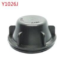 Cubierta de sellado para faro trasero de coche, cubierta de sellado para faro delantero LED, tapa trasera de bombilla H4, para kia K2 2009 2013, 1 ud.