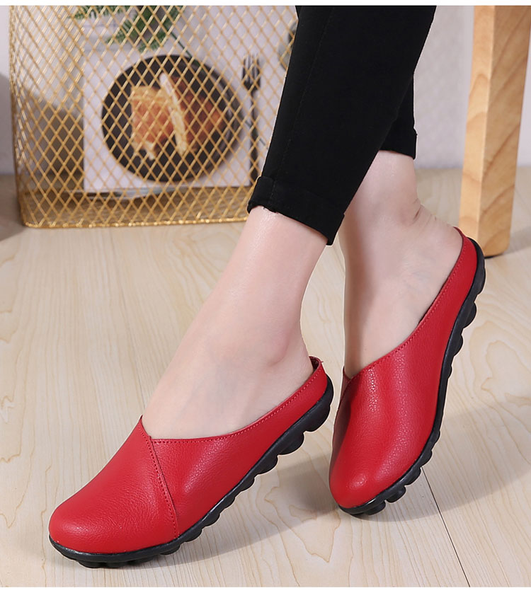 AH 9918-2018 New Women Flats Loafers Shoes-24