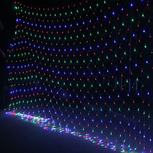 46m 672 led net lights outdoor led string lights net christmas 46m 672 led net lights outdoor led string lights net christmas xmas string fairy aloadofball Image collections