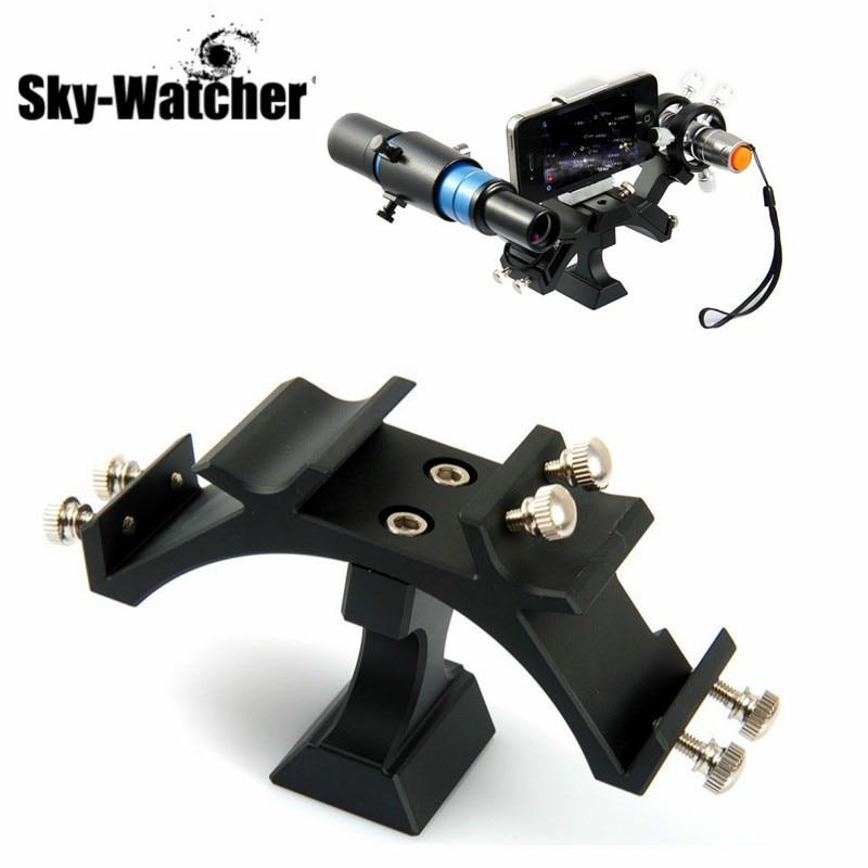 Télescope astronomique multifonction fente fixe de luxe Finderscope queue d'aronde support de montage Base monoculaire trouveur portée