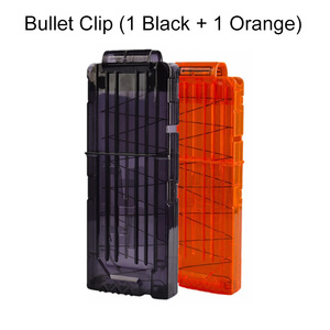 Image 5 - Tactical Equipment Gun shuttle Bullet Magazine for Nerf Refill Bullets Toy Gun Accessories Bullet Clip Holder Pouch for Kids