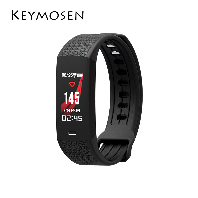 Fitness Tracker Sleep Tracker Smart Bracelet Heart Rate Monitor Waterproof Smart Watch Activity Tracker