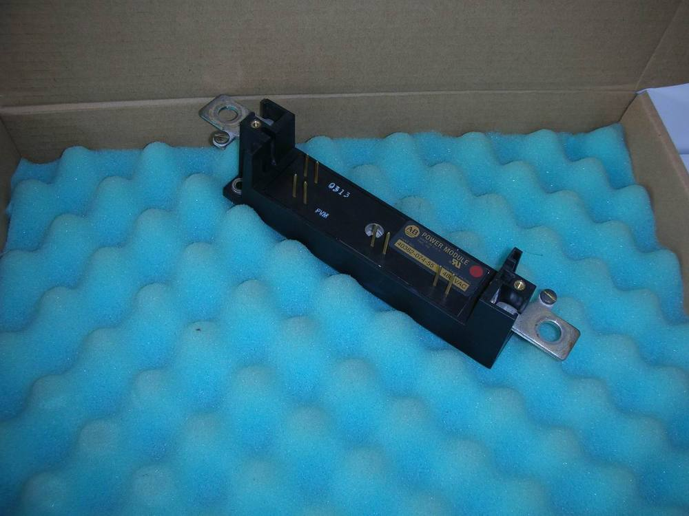 1PC USED AB POWER MODULE 40382-074-55 1pc original afs leistungs module 3td941329 3td 941 329 genuine and used