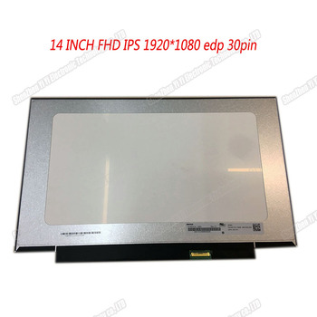 14 INCH IPS FHD 1920*1080 LCD SCREEN NV140FHM-N4B NV140FHM-N62 N61 N3B N47 N4C LP140WF7 SPC1 N140HCA-EBA